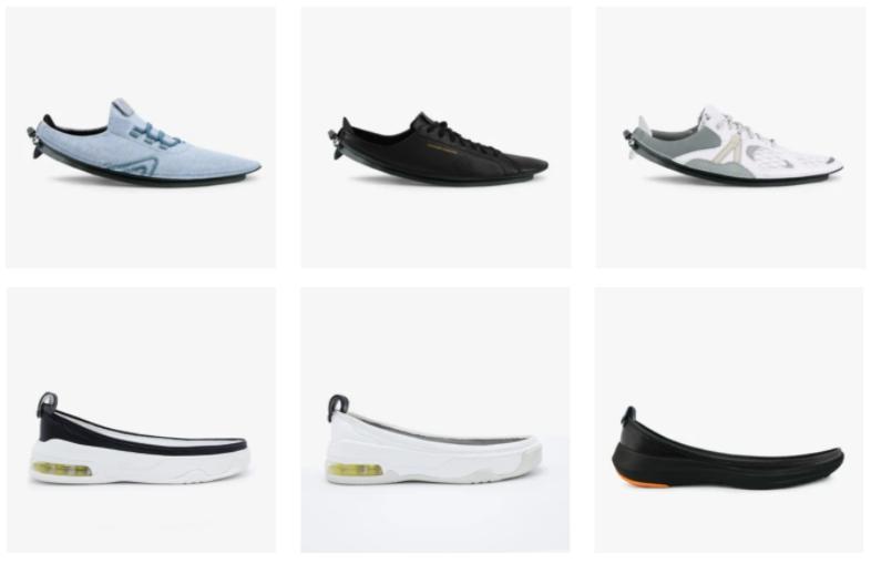 ACBC: La scarpa componibile