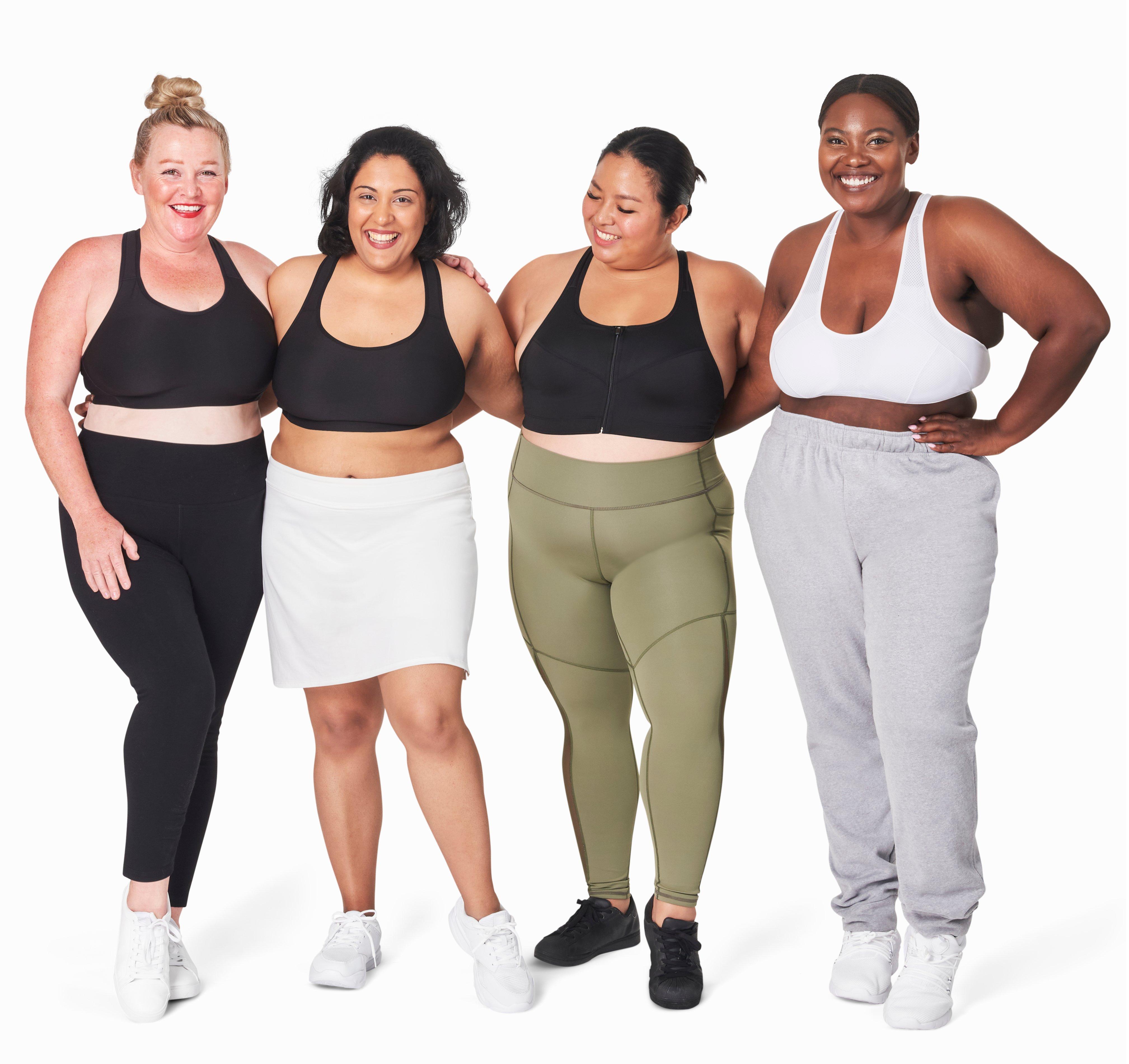 body-positivity-diverse-curvy-women-sportswear-UGTA3KD