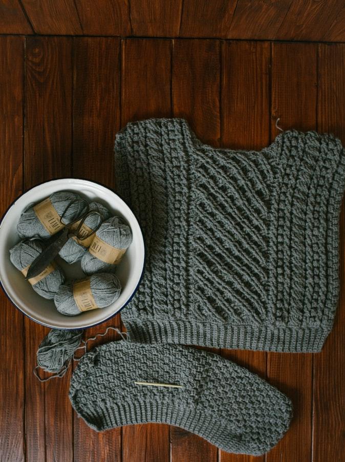 handmade sweater